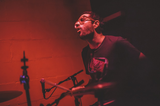 Drummer Mark Guiliana