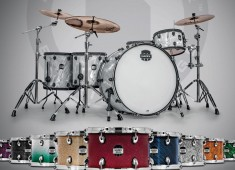 """Mapex is currently offering a free matching 8"""", 10"""", 12"""", or 13"""" tom with any MyDentity four-, five-, or six-piece kit purchased between now and June 30, 2015...."""