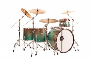 Mapex MyDentity Drumset 2012
