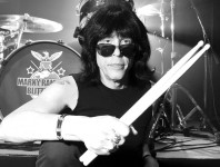 <b>Marky Ramone: Photo-Shoot Extras From His February 2014 Modern Drummer Cover Story</b>