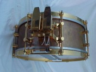 <b>Mastro Bronze Snare Drums</b>