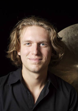 Drummer Matt Zebroski