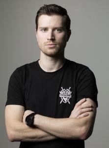 Drummer Matt Traynor of Blessthefall