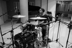 Whitney Houston's Drummer Michael Baker