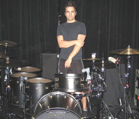 Filter Drummer Mika Fineo