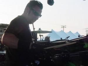 drummer/tech Mike Fasano