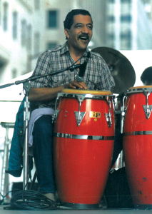 Latin Percussion Icon Milton Cardona Remembered