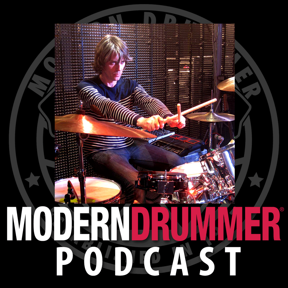 The Modern Drummer Podcast Episode 2 with Steven Drozd