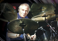 drummer Ian Mosely of Marillion