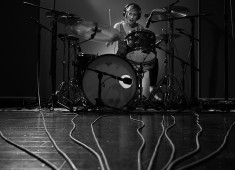For this blog post, I want to share a few ways that touring will change you as a drummer and as a person. Let's hit it—one, two, three, four!