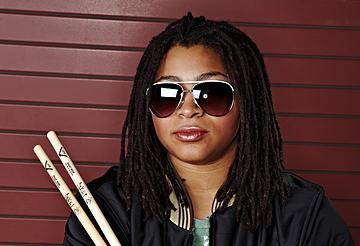 Dumpstaphunk drummer Nikki Glaspie