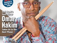 <b>July 2014 Issue of Modern Drummer Featuring Omar Hakim</b>