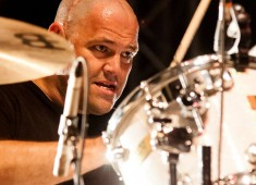 Drummer Bill Stevenson is among the most influential musicians associated with West Coast punk rock, on any instrument. After making his name with seminal hard-core band Black Flag in the '80s, Stevenson proceeded to set a standard for punk drumming with the Descendants and All, later spreading his reputation even further as producer and engineer with countless other groups. Modern Drummer's October issue includes an Influences feature detailing Stevenson's career highlights; here we speak directly with the iconic figure.