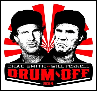 Online News Chad Smith vs Will Ferrell