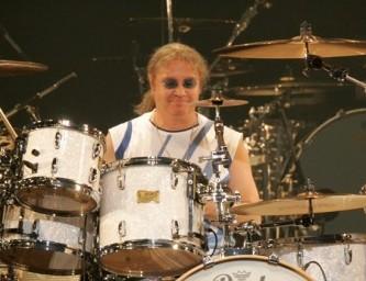 Drummer Ian Paice