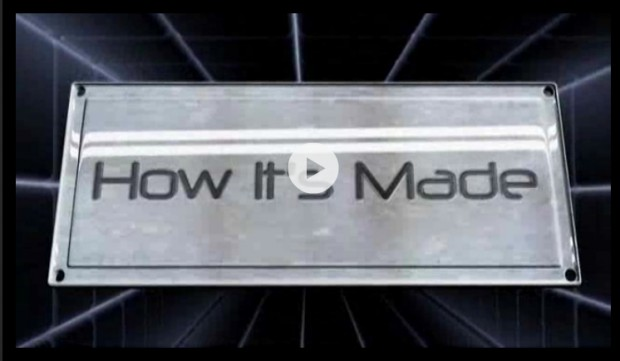 Malletech featured on 'How It's Made' TV Show