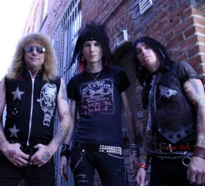 Former Guns N' Roses drummer Steven Adler Announces New Band