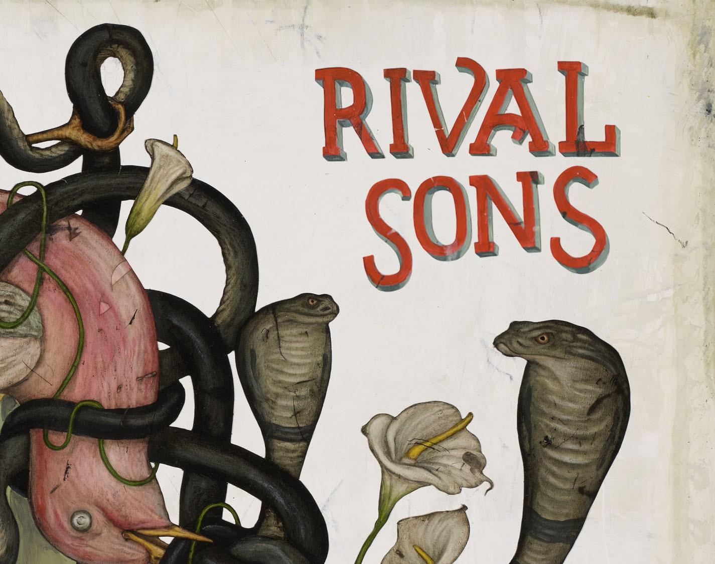 Rival Sons Head Down