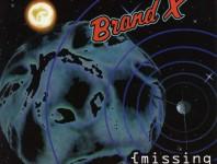 Brand X {Missing Period}
