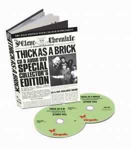 Jethro Tull Thick As a Brick (Collector's Edition)