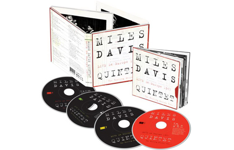 Miles Davis deluxe box set
