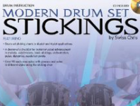<b>Modern Drum Set Stickings by Swiss Chris</b>