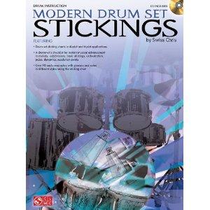 Modern Drum Set Stickings