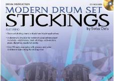 Modern Drum Set Stickings by Swiss Chris