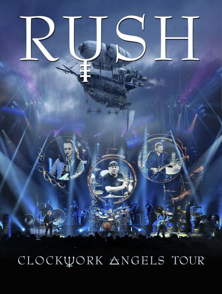 Rush Clockwork Angels Tour DVD