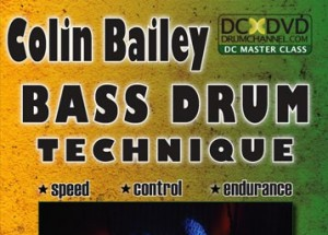 <b>Bass Drum Technique By Colin Bailey</b>