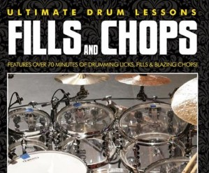 <em>ULTIMATE DRUM LESSONS: FILLS AND CHOPS, ADVANCED INDEPENDENCE &#038; POLYRHYTHMS</em>