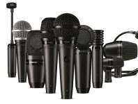 Showroom: Shure PG Alta Drum Microphone Kits