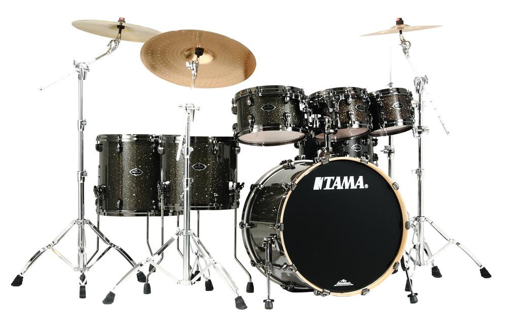 TAMA modern B/B EFX Hyper-Drive kit black
