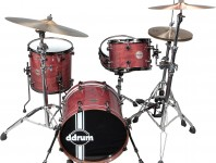 Check out ddrum's Paladin Walnut Speakeasy drumset, reviewed in the February 2014 issue.