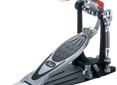 At first thought, it might be easy to write off any bass drum pedal as a simple combination of footboard and beater. After all, how many ways can there be to strike a kick drum? To those non-drummers out there, it probably seems as elemental as step on a pedal, make some noise. But there are many different pedals on the market, with various features to suit each individual's taste....