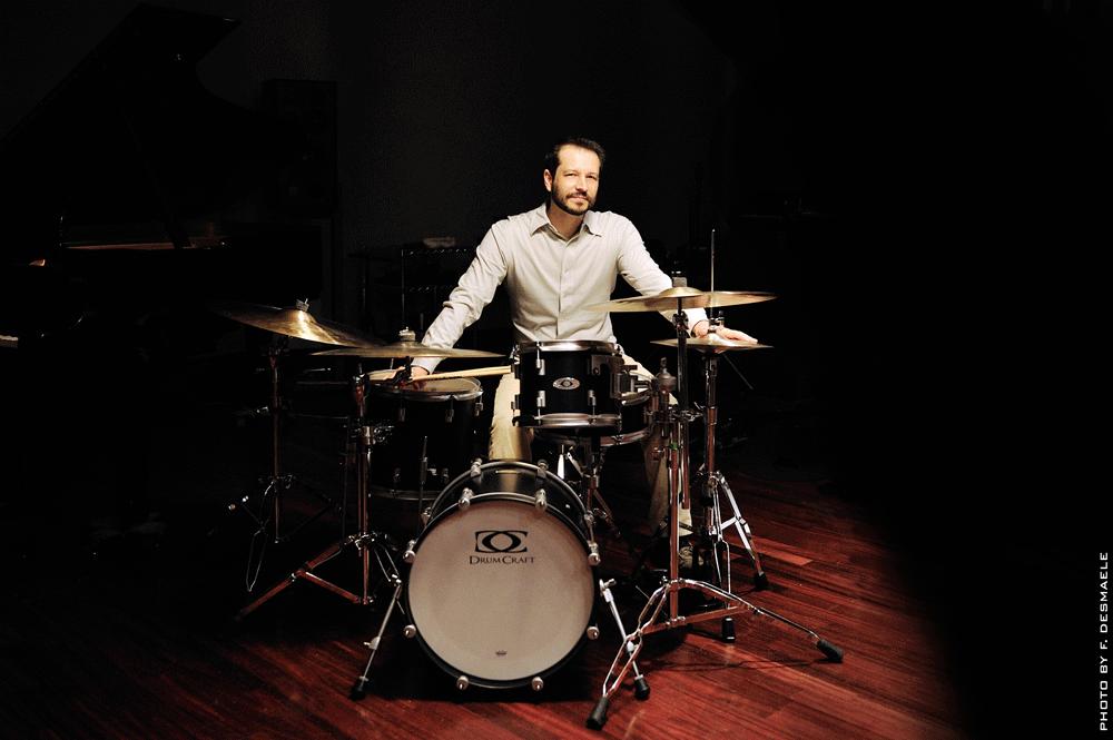 Drummer Phil Maturano