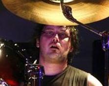 Drummer Des Kensel of High On Fire