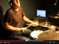 """Zach Danziger Plays """"Stix Beiderbecke Versus Deadmau5"""""""
