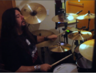 Exclusive: Gene Hoglan Dethklok Studio Clip (VIDEO)