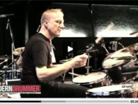 <b>Gregg Bissonette at the 2012 Regina Drum Festival </b>
