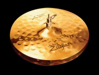 "Zildjian 13"" A Pocket Hi-Hats and 21"" A Custom 20th Ann..."