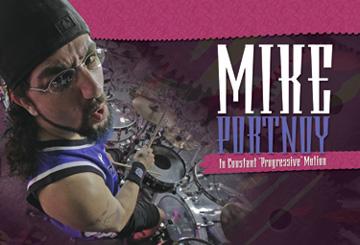 Drummer Mike Portnoy