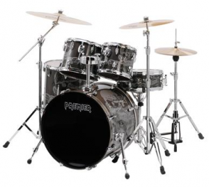 Premier Spirit of Maiden Drumset