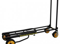 Rock-N-Roller recently added two off-road carts, R16RT and R18RT, and made caster upgrades to other models....