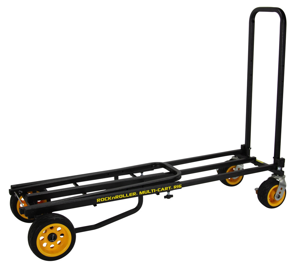 Rock-N-Roller Ground Glider Carts and Casters R16RT