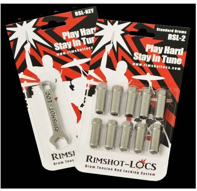 Rimshot-Locs Tension Rod Locking System