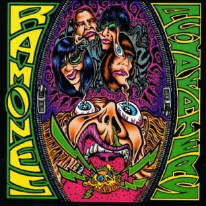 Ramones - Acid Eaters (album cover)