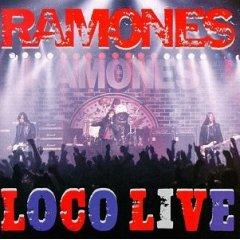 Ramones - Loco Live (album cover)