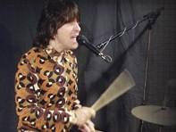Drummer Kurt Reil of The Grip Weeds