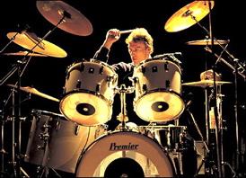 drummer Rick Buckler